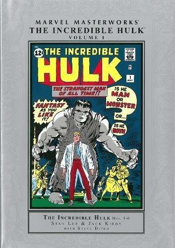 (Marvel Masterworks: The Incredible Hulk Volume 1 (New)