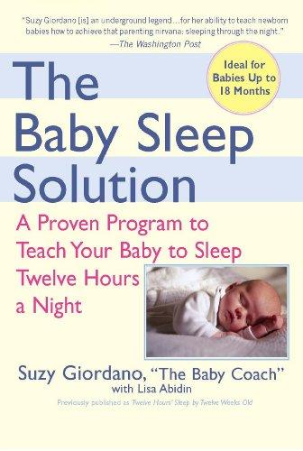 Baby Sleep Solution Proven Program ebook product image