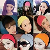 Best GENERIC Womens Running Watches - South Korean ultra wide-brimmed hair bands hair accessories Review