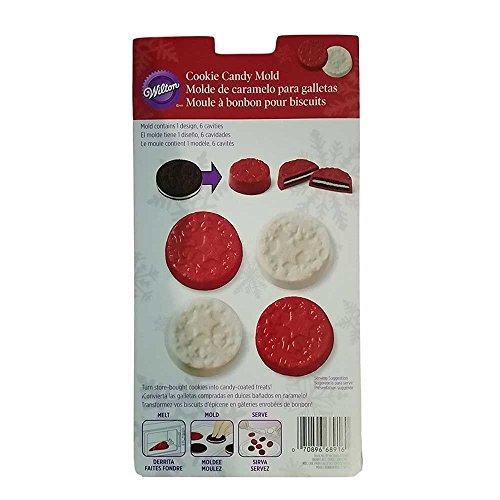Wilton Snowflake Cookie Mold