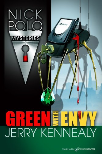 Green with Envy (Nick Polo Mystery Book 6) (English Edition)