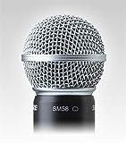 Shure BLX2/SM58 Handheld Wireless Microphone