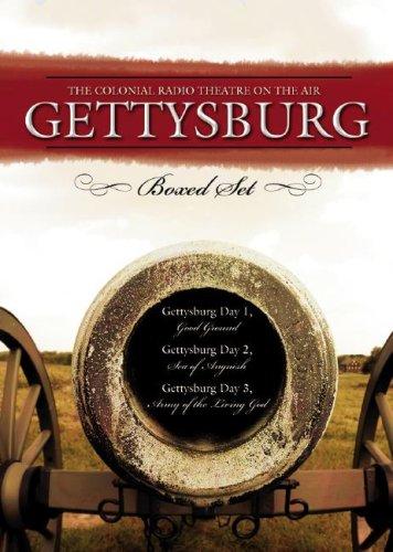 Gettysburg Boxed Set