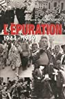 L'épuration : 1944-1949 par Boudriot