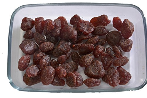 Leeve Dry Fruits Dried Strawberry 400Gms by Leeve Dry Fruits