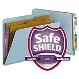 Smead Pressboard End Tab Classification Folders L by Smead