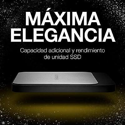 Seagate Fast SSD STCM100040 Unidad de Estado sólido Externa ...