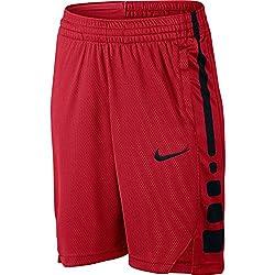 Nike Boys Dry Elite Stripe Basketball Short