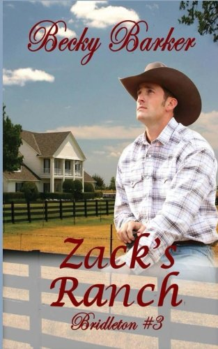 book cover of Zack\'s Ranch