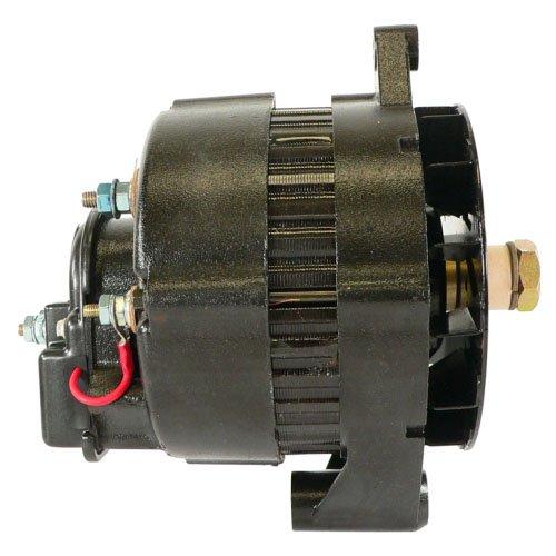 DB Electrical AMO0038 New Alternator For John Deere, Excavator, Marine, Feller Buncher, Crawler 655 655B 750 750B 755 755B, Excavator 290 290D 490 490D 495D PL110-486 AT115049 AT125430 RE28186 TY6679