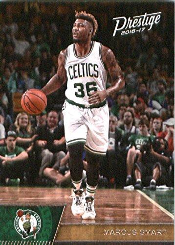 2016-17 Panini Prestige #81 Marcus Smart Boston Celtics Basketball Card