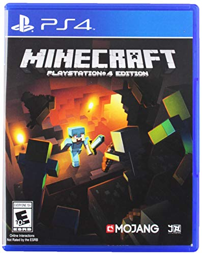 Minecraft - PlayStation 4 (Best Racing Game For Vita)