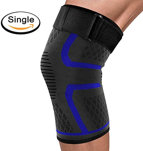 9f478c3018 Buy SGM Cotton Blend Knee Support Cap Brace for Men/Women for Pain Relief,  Arthritis, Gym, Sports, Exercise, Running, Injuries with Adjustable Strap  Online ...