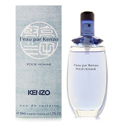 (L'eau Par Kenzo By Kenzo For Men. Eau De Toilette Spray 1.7 Ounces)