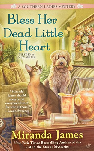Heart Belle Charm (Bless Her Dead Little Heart (A Southern Ladies Mystery))