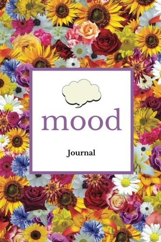 """Mood Journal: Flowers Make You Smile Cover 