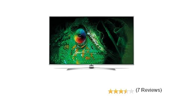 LG 43UJ701V - 43 SMART TV (Ultra HD 4K, WebOS 3.5, TV LED HDR, DVB-T2/C/S2, AUDIO 20W, WIFI, BT, 4XHDMI, 2XUSB, VESA 200X200) - PLATA/N: Amazon.es: Amazon.es