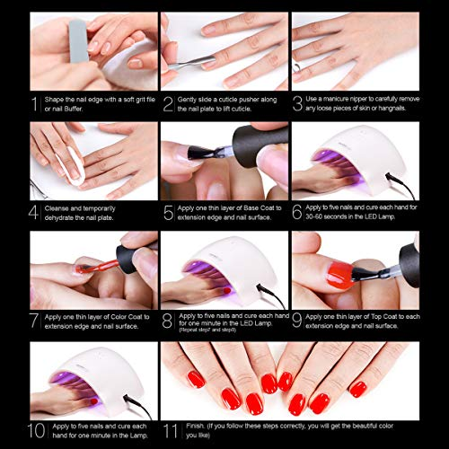 Buy professional gel nail kit