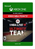 NBA LIVE 18: NBA UT 8900 Points Pack - Xbox One [Digital Code]