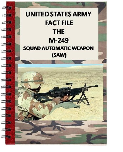United States Army Fact File The M-249 Squad Automatic Weapon (SAW) (M249 Saw Squad Automatic Weapon)