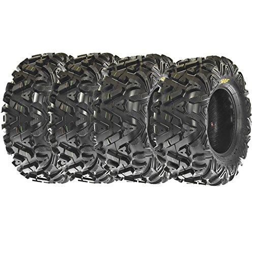 SunF Terrain Tires 27x9 12 27x11 12