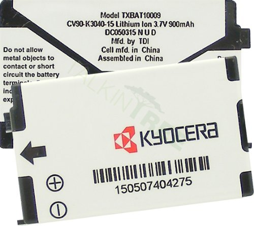 KYOCERA OEM TXBAT10009 BATTERY KE433 KX414 KX424