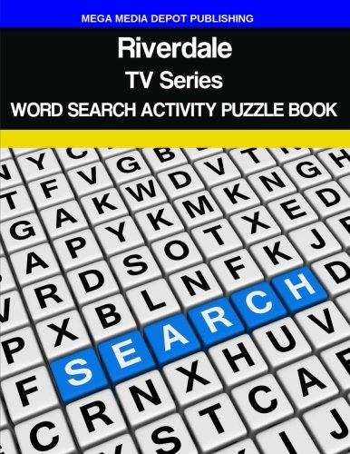 Read Online Riverdale TV Series Word Search Activity Puzzle Book ebook