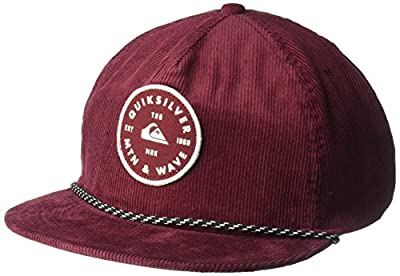 Quiksilver Men's Pounding Trucker Hat from Quiksilver