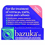 Bazuka Gel Treatment Of Verrucas, Warts, Corns 5G