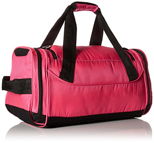 Pink Duffle Unisex Edge Small Duffle Glo Bag Asics O S wHTvqx6q
