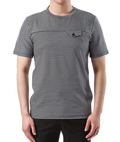 wiberlux-martin-margiela-mens-striped-buttoned-flap-detail-t-shirt-46-black