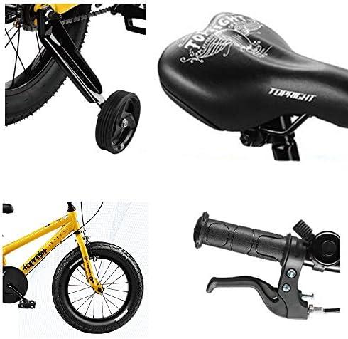 MAZHONG Bicicletas Bicicleta para Niños, Bicicletas para Niños y Bicicletas para Niñas con Ruedas de Entrenamiento, 16 Pulgadas, 18 Pulgadas, Regalos para Niños en Muchos Tamaños: Amazon.es: Deportes y aire libre