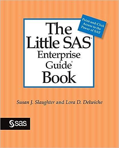 Little Sas Book Enterprise Guide 4.2