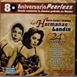 LAS HERMANAS LANDIN MARIA LUISA Y AVELINA [24 INOLVIDABLES] 80 ANIVERSARIO PEERLESS.[CD, Limited Edition, Import].