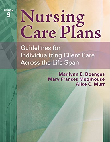 Nursing Care Plans Guidelines for Individualizing Client Care Across the Life Span Pdf