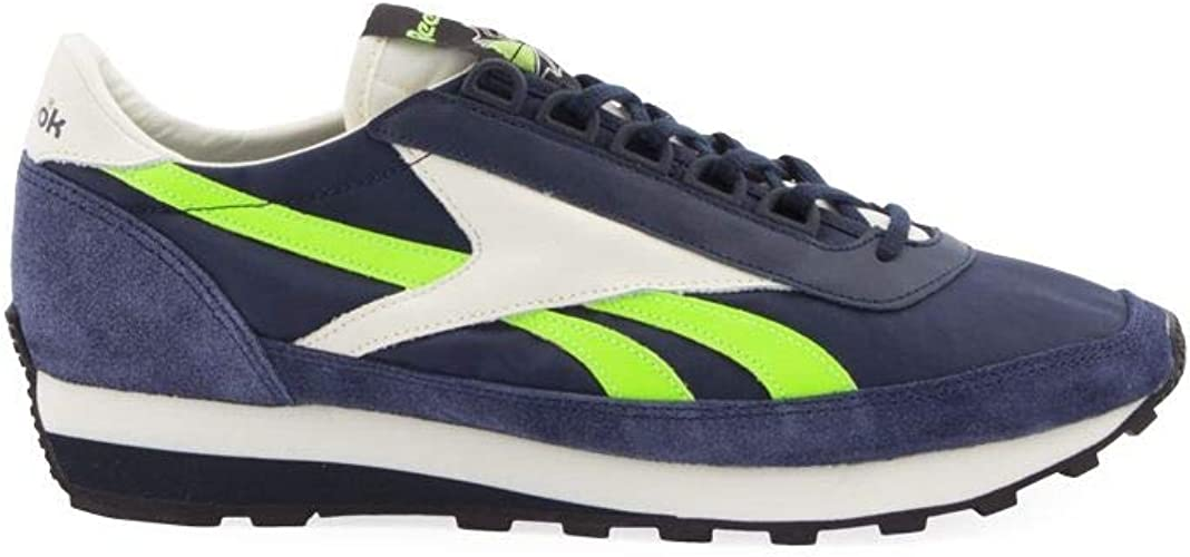 Luxury Fashion | Reebok Hombre BD3525 Azul Zapatillas | Temporada Outlet: Amazon.es: Zapatos y complementos
