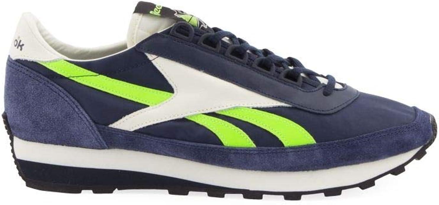 Luxury Fashion | Reebok Hombre BD3525 Azul Zapatillas | Temporada ...