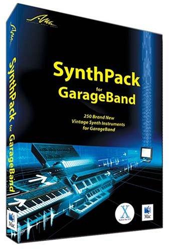 amg synthpack for garageband