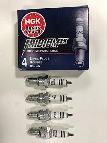 Amazon.com: Brand New Iridium Spark Plug DR8EIX NGK 6681 Box 4Pcs Kawasaki Bikes: Automotive