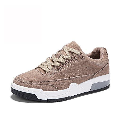 Corsa Da Spesso Shoes Scarpe Piatto A No Fondo Sportive Xiaolin 55 Viola Donna qOgWgUz8