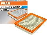 FRAM CA8606 Extra Guard Rigid Panel Air Filter
