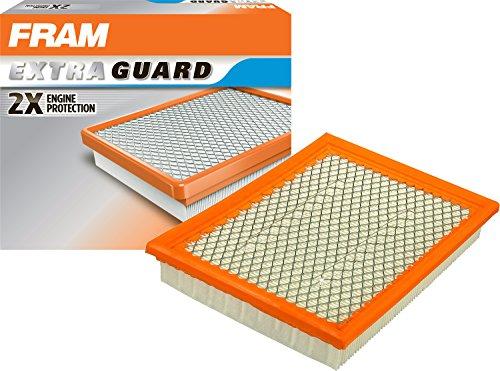 Chrysler Parts Catalog - FRAM CA8606 Extra Guard Rigid Rectangular Panel Air Filter