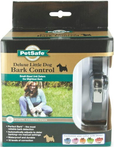 BND 535845 RADIO SYSTEMS CORP - Deluxe Little Dog Bark Control PBC00-12726 - Deluxe Little Dog Trainer