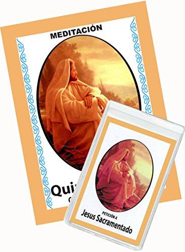 Quince Minutos, Meditación Espiritual Con Jesus Sacramentado (Corazón Renovado)
