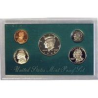 1998 S US Mint Proof Set OGP
