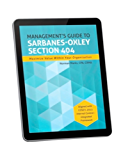 Management's Guide to Sarbanes-Oxley Section 404: Maximize Value Within Your Organization - eBook (English Edition)