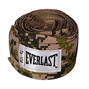 "Everlast Classic Hand Wraps 108"" Level I Camo"