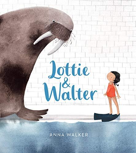 Lottie & Walter por Anna Walker