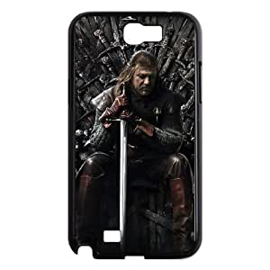 SamSung Galaxy N2 7100 Black Game of Thrones phone cases&Holiday Gift