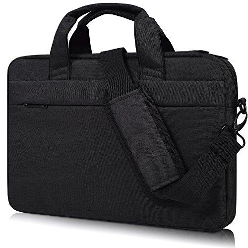 "MacBook Pro 15 Inch Shoulder Bag,14"" Premium Waterproof Mult"